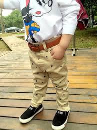 boys light blue dress pants boys leisure pants 2015 new fashion autumn navy style achor light