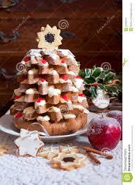 D Christmas Tree Cake - italian christmas tree christmas lights decoration