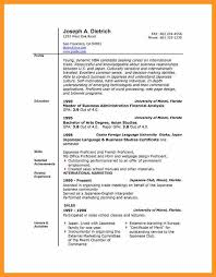 word 2007 resume template resume resume template ms word