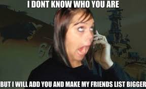 Girls On Facebook Meme - 10 funny memes that describe every girl in the world