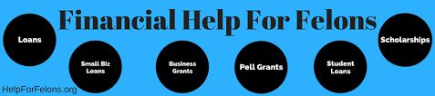 financial help for felons help for felons