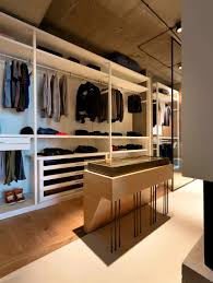 Open Bathroom Design by Bedroom Prepossessing Closet Storage Contemporary Wall Mounted