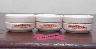 Scrub Viva viva collagen anti wrinkle ultramat of pandan