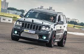 jeep hellcat custom jeep srt8 turbo vs lamborghini gallardo vs nissan gt r youtube