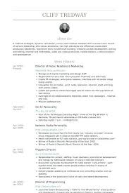 relations resume template relations resume exle director of relations resume