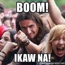 Ikaw Na Meme - boom ikaw na ridiculously photogenic metalhead meme generator