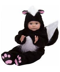 skunk costume infant toddler costume halloween costume at