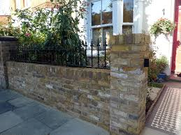 victorian garden walls london front garden company victorian black and white mosaic tile