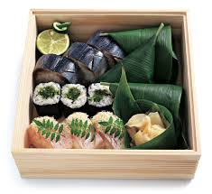 Cuisine 8m2 by Pick Up A Box Of Delicious Sushi As You Stroll Around Kyoto