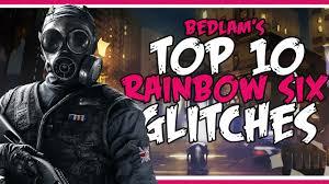 10 awesome rainbow six siege glitches rainbow six siege glitches
