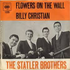 The Statler Brothers Bed Of Rose S Flowers On The Wall Wikipedia