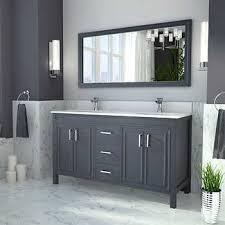 double vanity bathroom cabinets double sink vanities costco