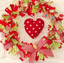 Fabric Heart Decorations 60 Best Fabric Hearts Images On Pinterest Fabric Hearts Sewing