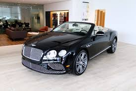 bentley continental convertible 2017 bentley continental gtc v8 stock 7nc059536 for sale near
