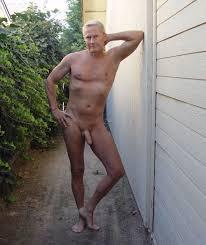 Backyard Nudists Mature Back Yard Mature Nudist
