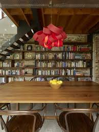 Old Book Barn Australian Old Barn Conversion Into Modern House With Sliding
