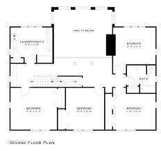 sylvanaqua property plat and house floor plan charlottesville