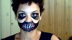 halloween tutorial easy monster mouth youtube