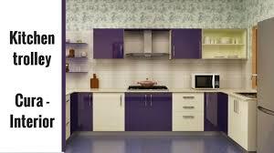 kitchen trolley designs kitchen trolleys youtube