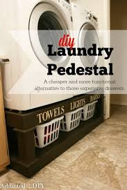 Cheap Clothes Dryers Best 25 Laundry Pedestal Ideas On Pinterest Laundry Room