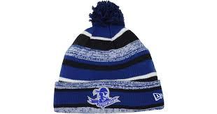 seton hat lyst ktz seton sport knit hat in blue for men