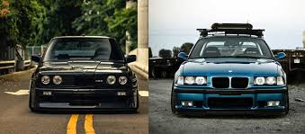 e30 vs e36 which one is better and why