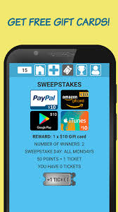 free gift cards earn money android apps on play