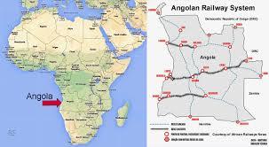 Angola Map S U0026j Trading Company U2013 Angola Scm Globe
