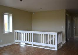Banister Wall Stair Railing Ana White Woodworking Projects