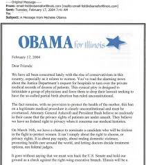 michelle obama u0027s partial birth abortion fundraising letter by jill