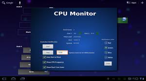 android cpu usage app tablet cpu usage frequency monitor for android honeycomb