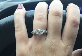 moissanite bridal reviews real engagement rings moissanite
