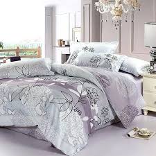 Teen Floral Bedding This Purple Floral Bedding Has A Feminine Design Perfect For Teen