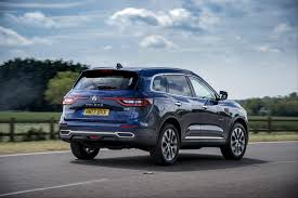 renault koleos 2017 on the road renault koleos in depth road test review