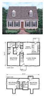 cape cod house plans with finished basement