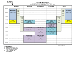 mohawk college floor plan admission