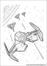 polkadots parade star wars force awakens coloring pages