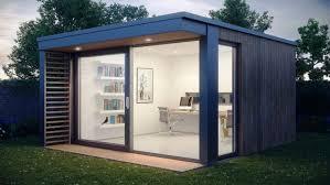 bureau de jardin design abri e jardin avec coin bureau plan de travail en bois chaise