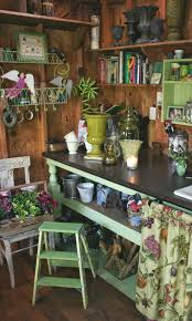 nancy u0027s new garden shed photographed by country gardens magazine