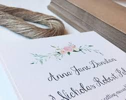 wedding invitations malta unique wedding invitation handmade by fromleoniwithlove on etsy