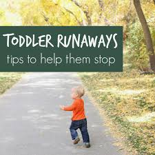 toddler approved how to stop your toddler from running away