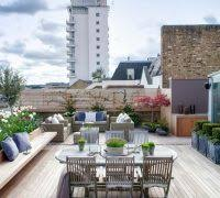 Design Garden Furniture London by Rooftop Garden Deck Contemporary With Ny Rooftop Garden Outdoor