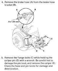 honda crv brake rear brakes 2007 crv