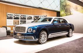 Inside Bentley U0027s Factory Where Mulliner Builds Your Dream Luxury