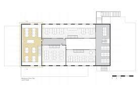 House Plans With Mezzanine Floor by Gallery Of Crossboundaries U0027 New Office Crossboundaries 16