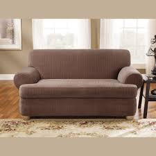 Slipcovers For Sofas And Chairs by Living Room Stretch Sofa Covers Piece T Cushion Slipcover