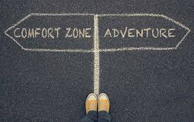 Life Begins When You Step Out Of Your Comfort Zone College Life Plan 4 Ways To Break Out Of Your Comfort Zone