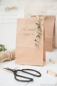 best 25 gift wrapping ideas for christmas brown paper ideas on