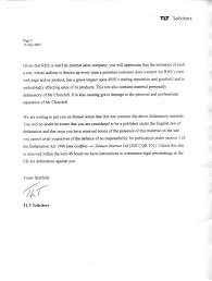 Legal Proceedings Letter by Lawyer U0027s Demand Letter