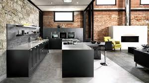 cuisine style usine meuble de cuisine style industriel étourdissant table de